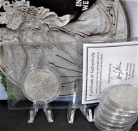 2017 American Silver Eagle BU 1 oz Coin US $1 Dollar Uncirculated Brilliant Mint