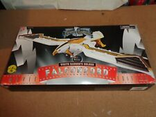Mighty Morphin Ranger The Movie White Ranger Falconzord with Box