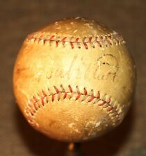 Babe Ruth Signed American League Official Baseball