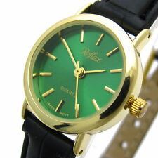 Faux Leather Band Women's Polished Casual Wristwatches