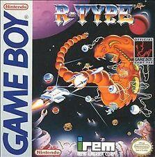 R-Type (Nintendo Game Boy, 1991)