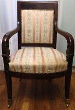 Chaises et fauteuils du XIXe siècle, Louis Philippe