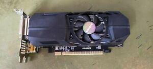 GIGABYTE Geforce GTX 1050 Ti OC Low Profile 4GB GDDR5 Graphic Card No Box