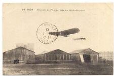 bron   un coin de l'aérodrome de bron-aviation