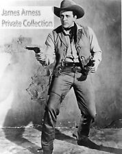 """James Arness Private Collection Gunsmoke  """"Gun The Man Down""""  8 x 10 Photo"""