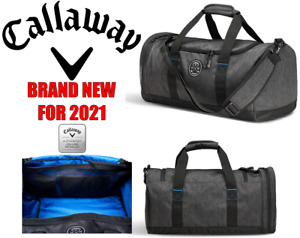 CALLAWAY CLUBHOUSE SMALL DUFFLE BAG ** NEW FOR 2021 **
