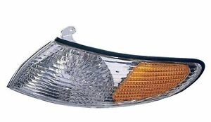 New Left Corner Turn Signal Light - Fits 1999-2001 Toyota Solara