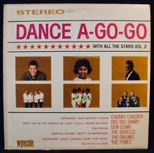 DANCE A GO GO-A Great Doo Wop R&B Compilation Album-Teener Rock-WYNCOTE #SW-9121