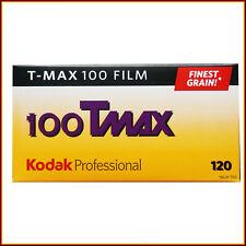 Kodak T-Max Tmax 100 Schwarz und Weiss 120 Film