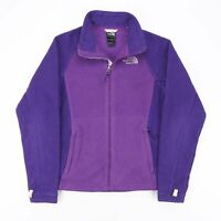THE NORTH FACE  Purple 00s Polyester Casual Outdoor Jacket Womens S