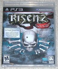 Playstation 3 PS3 Game - Risen 2 Dark Waters (New) w/ Air Temple Mission pack