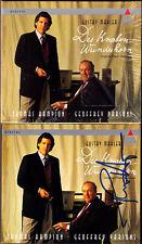 Thomas HAMPSON Signiert MAHLER Des Knaben Wunderhorn CD Geoffrey Parsons Piano