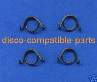 Landrover Discovery 1 door lock latch repair springs 4 door set