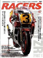 RACERS Vol.07 Eddie Lawson Marlboro YAMAHA YZR500 0W81 0W86 Book Free Shipping
