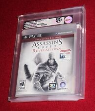 Assassin's Creed Revelations, New Sealed! PlayStation 3 PS3 VGA 95