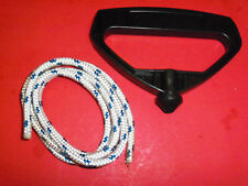 "48"" FORESTER 7/32"" RECOIL STARTER ROPE 7 GRIP TILLERS SNOW BLOWERS MOWER 483677"