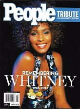 People Whitney Houston magazine Special issue Exclusive photos Music Fame Family