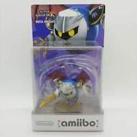 META KNIGHT Amiibo - Super Smash Bros. Series Figure - Nintendo USA - NEW IN BOX