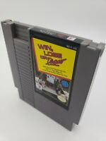 Win, Lose or Draw (Nintendo Entertainment System, 1990) NES Tested Works Well