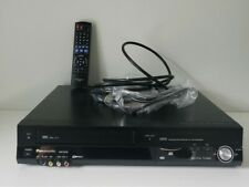 Panasonic DMR-EZ48V DVD VHS VCR Combo Recorder Tuner HDMI w/Remote and cables