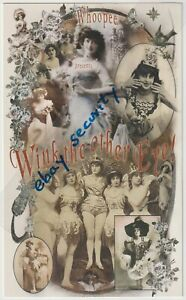 BURLESQUE CIRCUS 2005 Hackney Empire Music Hall 'Whoopee' Gaiety Girls decadence