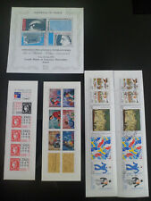 Timbres France bande carnet lot