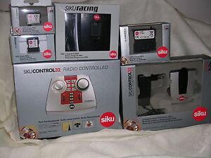 Siku Control Control32 Racing 6705 6706 6708 6730 6805 6806 OVP NEU