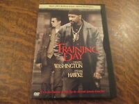 dvd training day avec denzel washington & ethan hawke