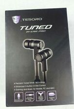 Tesoro A3 Tuned In-Ear Pro Gaming Headphone with Mic and In-Line Controls TS-...