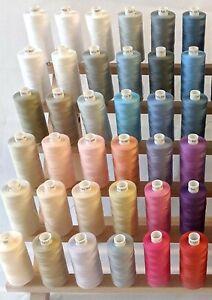 Moon Thread by Coats, Moon Sewing Machine Polyester Thread Cotton 1000 yard