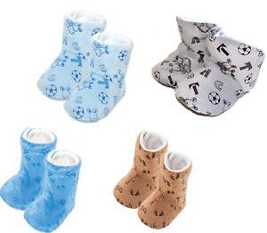 BABYSTIEFEL warme Baby Kinderwagen Schuhe Stiefel Winterstiefel für Jungen °NEU°