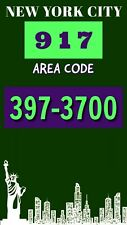917-397-3700 - New York Area Code Phone Number - Port/Transfer To Any Carrier
