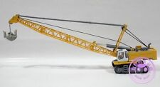 1:87 ㊣ Kaidiweita style rope excavator truck crane