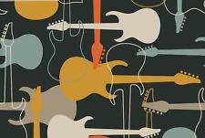 A1 | Guitar Poster Art Print 60 x 90cm 180gsm Band Music Dad Men's Gift #8823