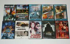 Lot Déstockage 10 DVD Divers Films Action NEUF