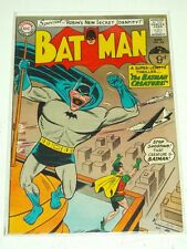 BATMAN #162 FN (6.0) DC COMICS MARCH 1964*