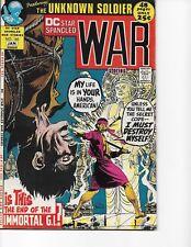 Star Spangled War Stories  #160 (Unknown Soldier  FN  6.0) Jan-1972, DC