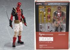 New Figma Deadpool DX Ver EX-042 Max Factory Action Figure MARVEL In Stock