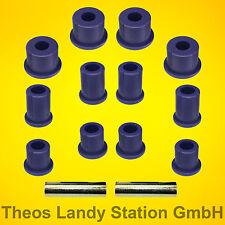 Polybuchsen für Toyota HiLux LNB80 Blattfeder, 1988-1997, 2.2+2.4i+2.4D, Buchsen