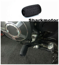 1PC Rubber Shifter Sock Boot Shoe Protector Shift Cover Motorcycle Dirtbike Blac
