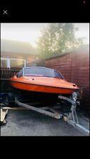 Fletcher boat an trailer for sale mercury