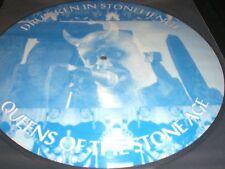 QUEENS OF THE STONE AGE Drunken In Stonehenge vinyl  LP unplayed PICTURE DISC