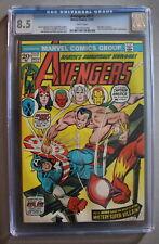 AVENGERS #117 vs DEFENDERS 1973 Capt America Namor Swordsman Valkrie CGC VF+ 8.5