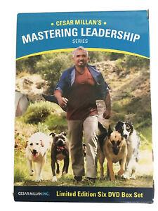 Cesar Millan's Mastering Leadership Series - DVDs (DVD, 2010) [Dog training]