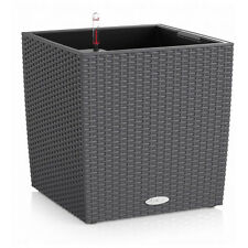 Lechuza | CUBE Cottage 40 granit All-in-One Set | 15382