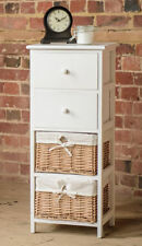 Unbranded Country Over 70cm Height Bedside Tables & Cabinets