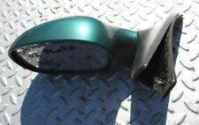 Daewoo Lanos 1996 - 2002 - Left Electric Door mirror & Glass - Green