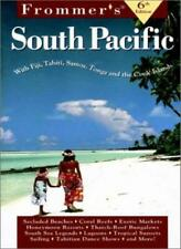 South Pacific (Frommer's Complete Guides),William Goodwin