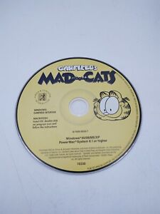 Garfield's Mad about Cats (PC) DISC ONLY #42103