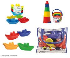 Spielstabil Stapelbecher, Boot, Wellenreiter, Plansch-Set, Spielzeug für Wasser